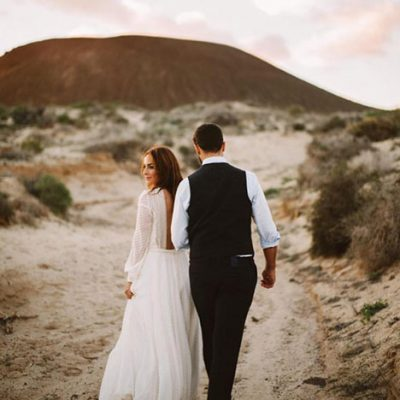 la graciosa wedding destination