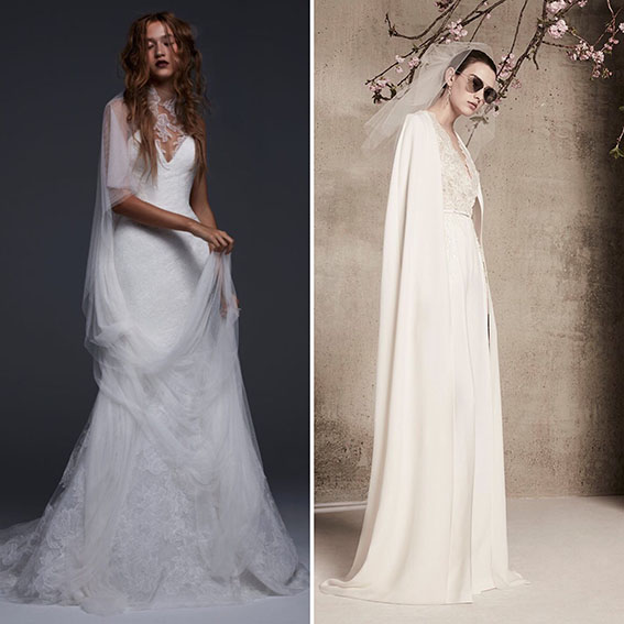 brides and capes
