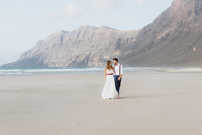 Lanzarote Beach Wedding services