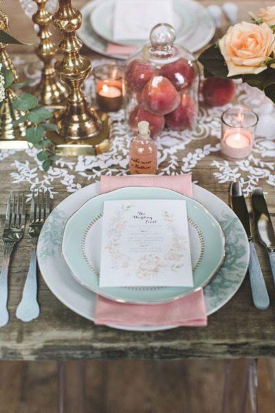 Minutas boda clasicas