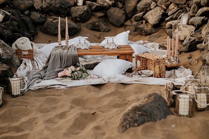 Lanzarote Beach Elopement